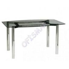 7002-D Ofismar Cam Toplantı Masası
